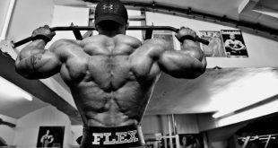 راهکار های افزایش حجم عضلات کمر