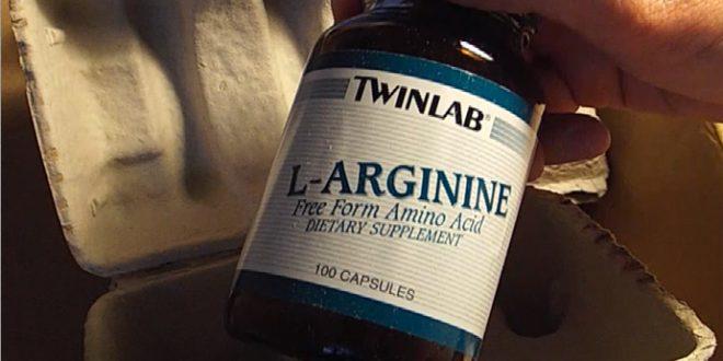 مصرف آرژنین و ویتامین C در کنار هم
