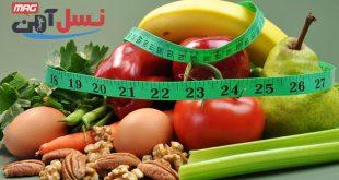 کاهش چربی های شکم با این ۱۸ ماده غذایی